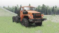 Урал 44202-10 для Spin Tires