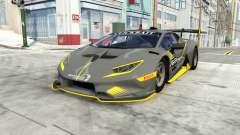 Lamborghini Huracan LP 620-2 Super Trofeo EVO для BeamNG Drive