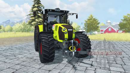 CLAAS Arion 620 v2.0 для Farming Simulator 2013
