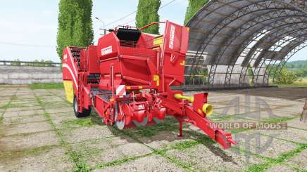 Grimme SE 260 v1.1 для Farming Simulator 2017