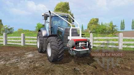 Case IH Puma 160 CVX forest для Farming Simulator 2015