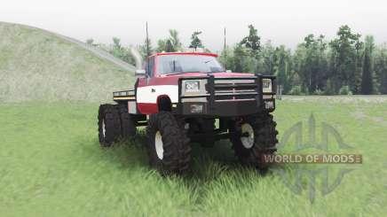 Dodge Power Ram 250 для Spin Tires