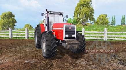 Massey Ferguson 8140 для Farming Simulator 2015