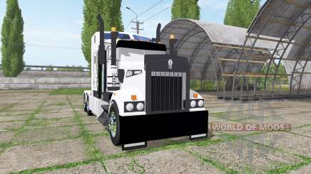 Kenworth T908 для Farming Simulator 2017