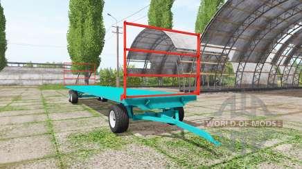 CMS C21T для Farming Simulator 2017