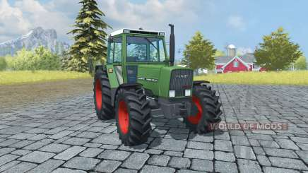 Fendt 309 LSA Turbomatic v3.0 для Farming Simulator 2013