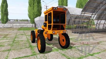 Jacto Uniport NPK для Farming Simulator 2017