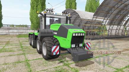 Deutz-Fahr Agro XXL для Farming Simulator 2017