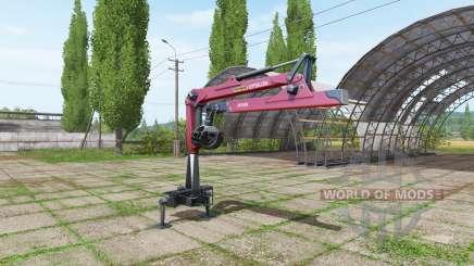 Palfinger Epsilon M80F для Farming Simulator 2017