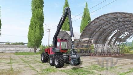 Komatsu 941 для Farming Simulator 2017