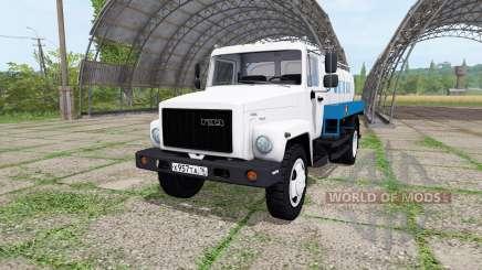 ГАЗ 3309 Г6-ОТА-4.2 v1.1 для Farming Simulator 2017