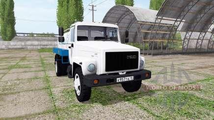 ГАЗ 3309 Г6-ОТА-4.2 для Farming Simulator 2017