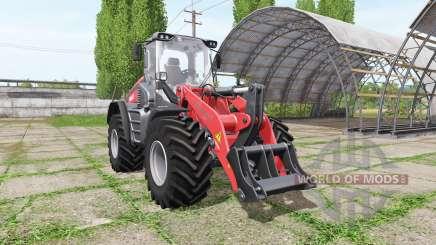 Weidemann L538 (9080) v2.0 для Farming Simulator 2017