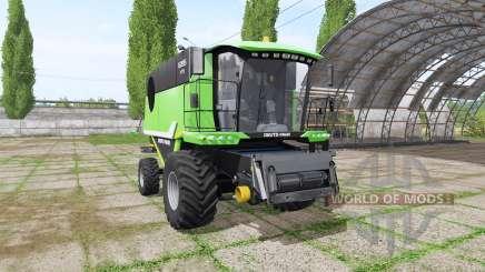 Deutz-Fahr 6095 HTS для Farming Simulator 2017