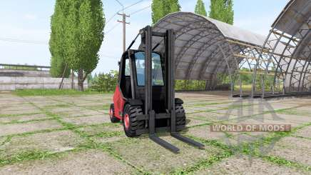 Linde H40D для Farming Simulator 2017