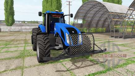 New Holland T8.270 v3.6 для Farming Simulator 2017