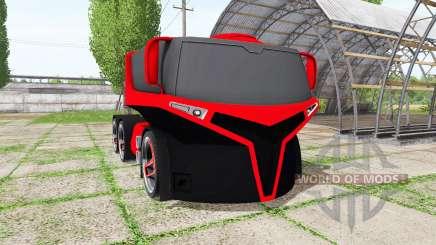 Iveco concept для Farming Simulator 2017