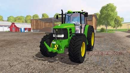 John Deere 6920S для Farming Simulator 2015