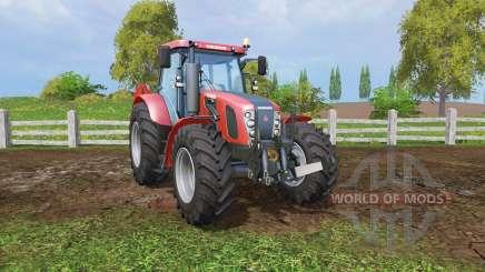 URSUS 15014 front loader для Farming Simulator 2015