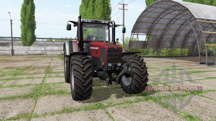 Fendt Favorit 818 v3.2 для Farming Simulator 2017