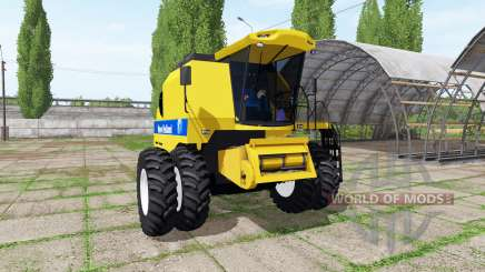 New Holland TC5090 для Farming Simulator 2017