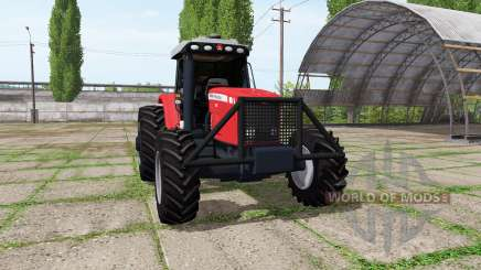 Massey Ferguson 7180 v2.0 для Farming Simulator 2017