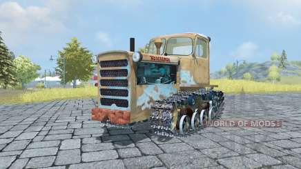 ДТ 75М Казахстан v2.1 для Farming Simulator 2013