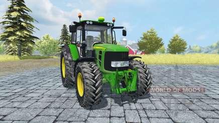 John Deere 6430 Premium для Farming Simulator 2013