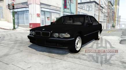 BMW 750iL (E38) для BeamNG Drive