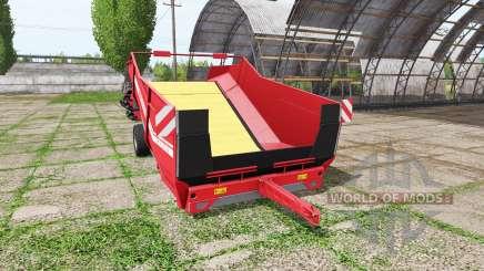 Grimme RH 24-60 manure and woodchips для Farming Simulator 2017