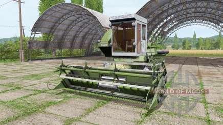 Енисей 1200-1М v1.2 для Farming Simulator 2017