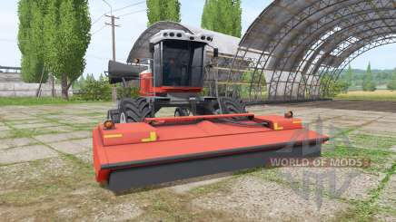 Massey Ferguson WR9870 для Farming Simulator 2017