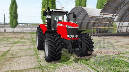 Massey Ferguson 7724 для Farming Simulator 2017