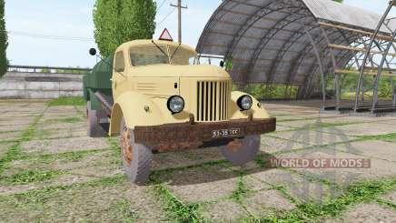 ЗиЛ 150 ТЗ для Farming Simulator 2017
