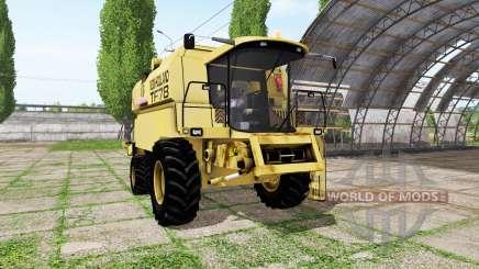 New Holland TF78 v1.1 для Farming Simulator 2017