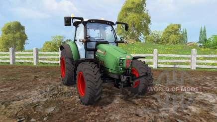 Hurlimann XM 130 4Ti для Farming Simulator 2015
