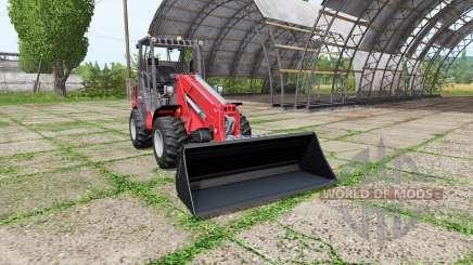 Weidemann 1070 CX 50 v1.1 для Farming Simulator 2017