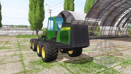 John Deere 1910E tractor unit для Farming Simulator 2017