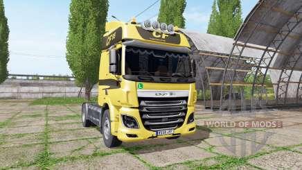DAF CF для Farming Simulator 2017