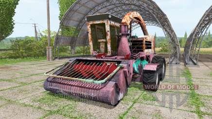 КСК 100 v1.1 для Farming Simulator 2017