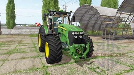 John Deere 7930 v1.2 для Farming Simulator 2017
