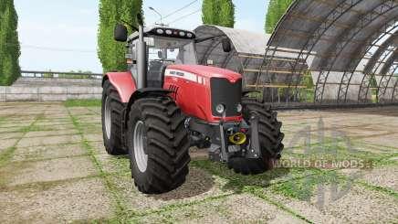 Massey Ferguson 7480 для Farming Simulator 2017