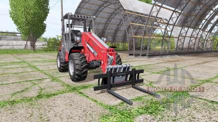 Weidemann 1070 CX 50 для Farming Simulator 2017