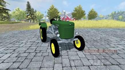 Steyr Typ 80 v2.0 для Farming Simulator 2013