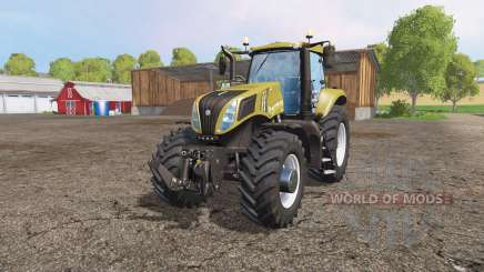New Holland T8.435 multicolor для Farming Simulator 2015