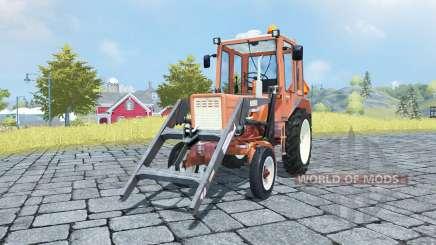 Т 25А фронтальный погрузчик для Farming Simulator 2013