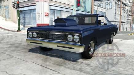 Plymouth Road Runner v1.5 для BeamNG Drive