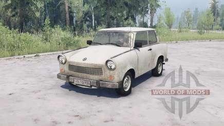 Trabant 601 для MudRunner