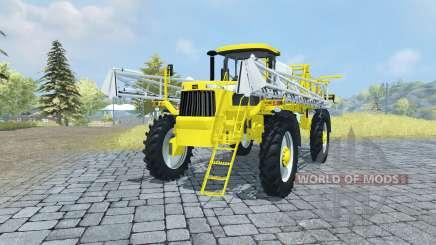 Challenger RoGator 1386 для Farming Simulator 2013