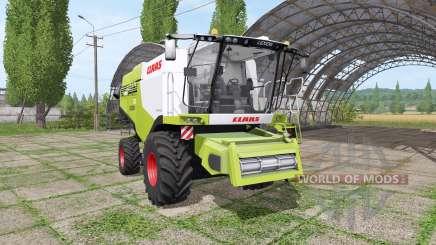 CLAAS Lexion 760 для Farming Simulator 2017